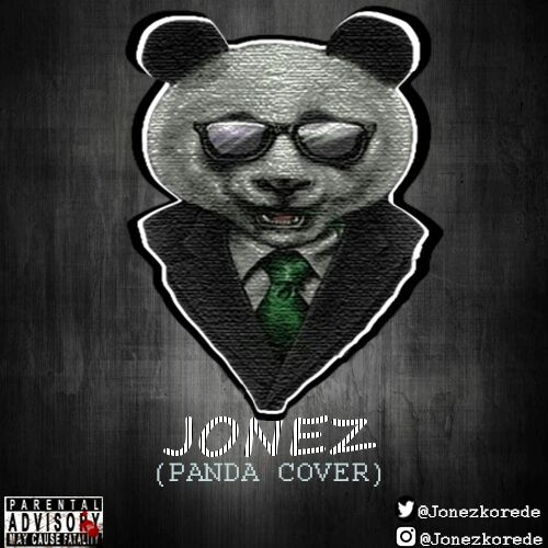 Out Now: Jonez – Panda (Cover)