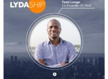 My Advice for Young People Who Want to Impact the World – Femi Longe