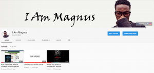 I Am Magnus on Youtube