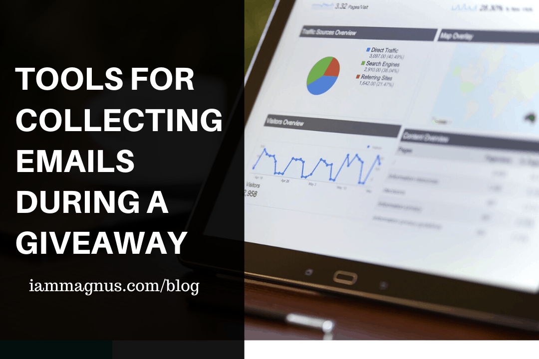 Tools for Collecting Emails During a Giveaway