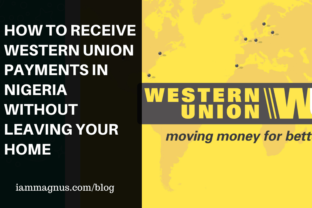 Western Union Payments In Nigeria