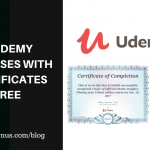 How to Get all Udemy Courses With Certificates for Free