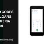 USSD codes for loans in Nigeria