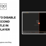 How to Disable the Second Subtitle in GOM Player