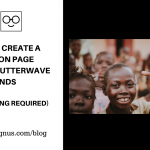 How to Create A Donation Page With Flutterwave in Seconds. No Coding Required