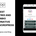 The Best Linktree and Linkinbio Alternative For Wordpress Sites