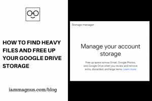 How to Find Heavy Files and Free Up Your Google Drive Storage