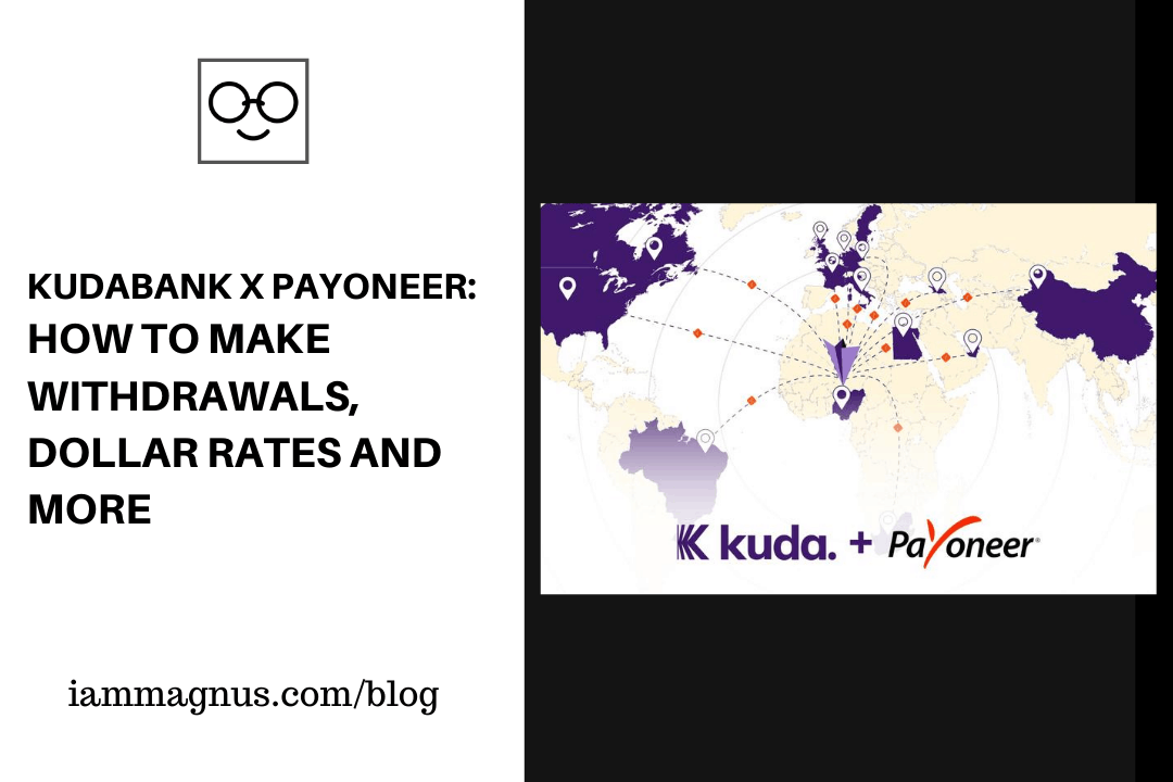 KudaBank x Payoneer: How to Make Withdrawals, Dollar Rates and More