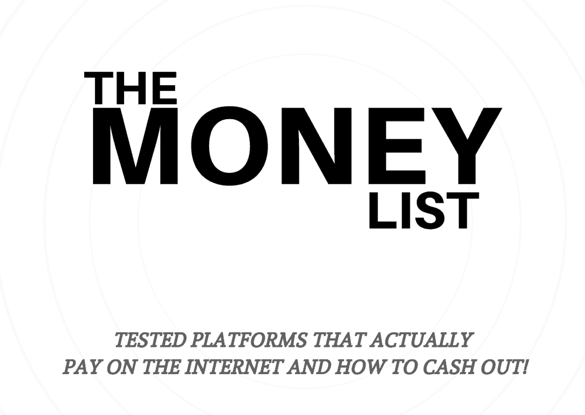 The Money List – Extended