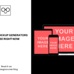 10 Free Mockup Generators You Can Use Right Now