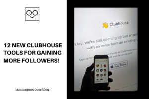 12 New Clubhouse Tools For Gaining More Followers